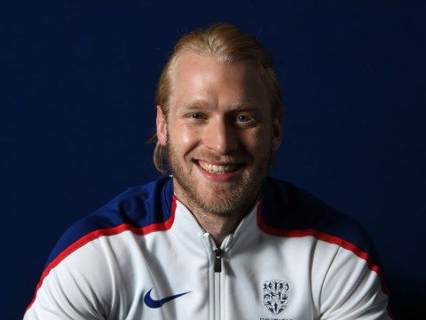 Jonnie Peacock age and medal record as paralympian appears on Who Do You Think You Are?