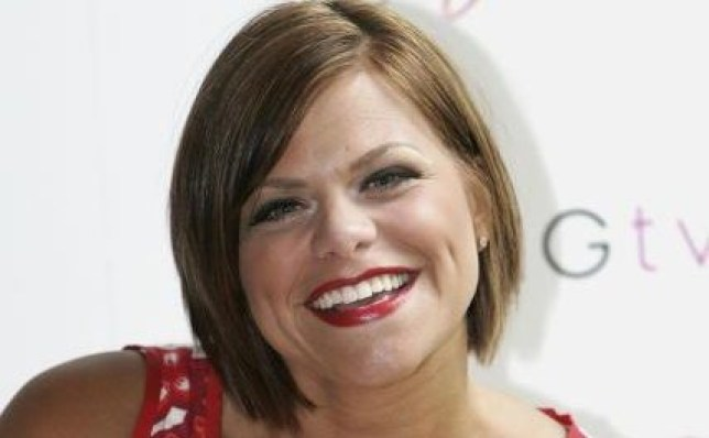 television personality Jade Goody