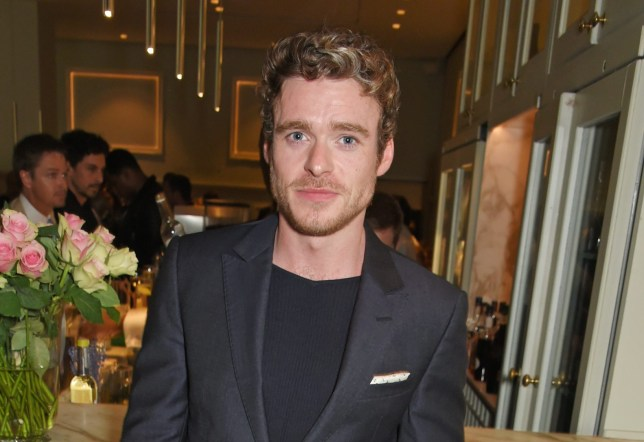 Richard Madden S Girlfriend List From Ellie Bamber To Jenna