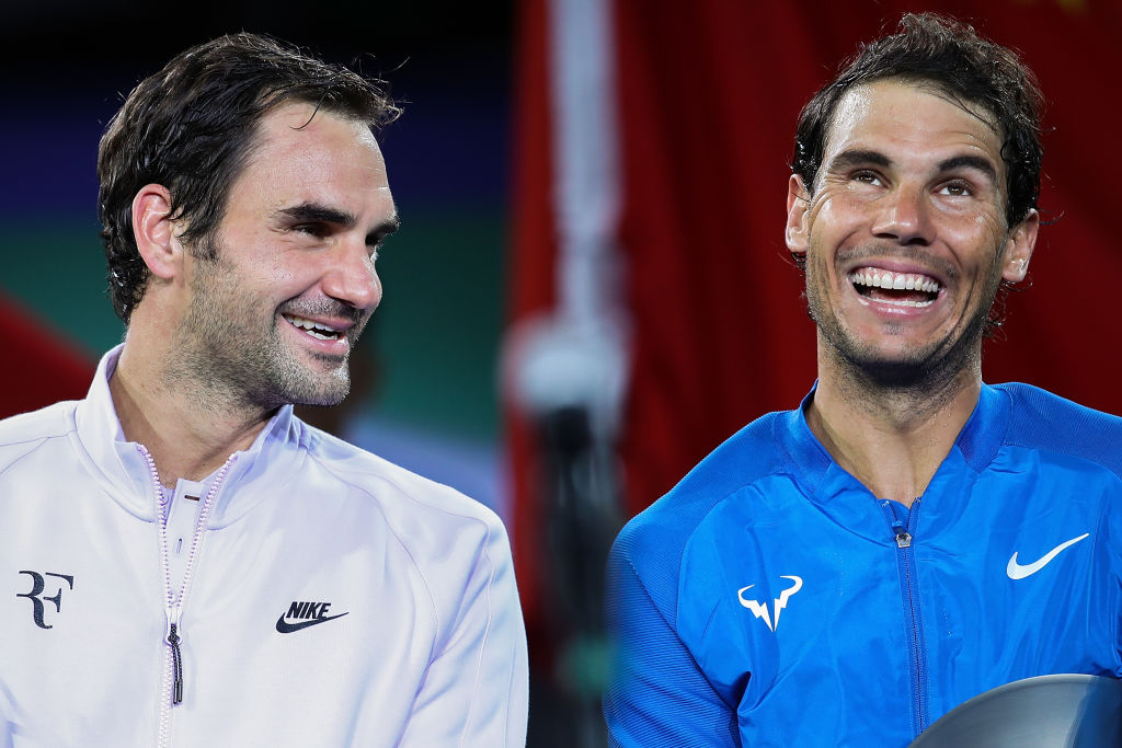 Roger Federer: Next Gen stars are not on Rafael Nadal's level but all will improve quickly