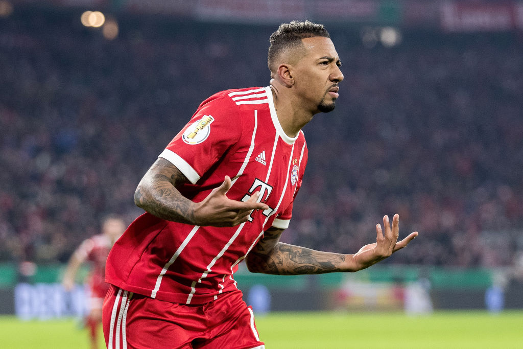 Manchester United offered Jerome Boateng transfer by Bayern Munich