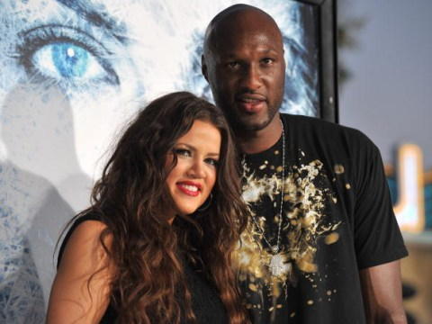 Khloe Kardashian says there is 'no bad blood' between her and ex husband Lamar Odom