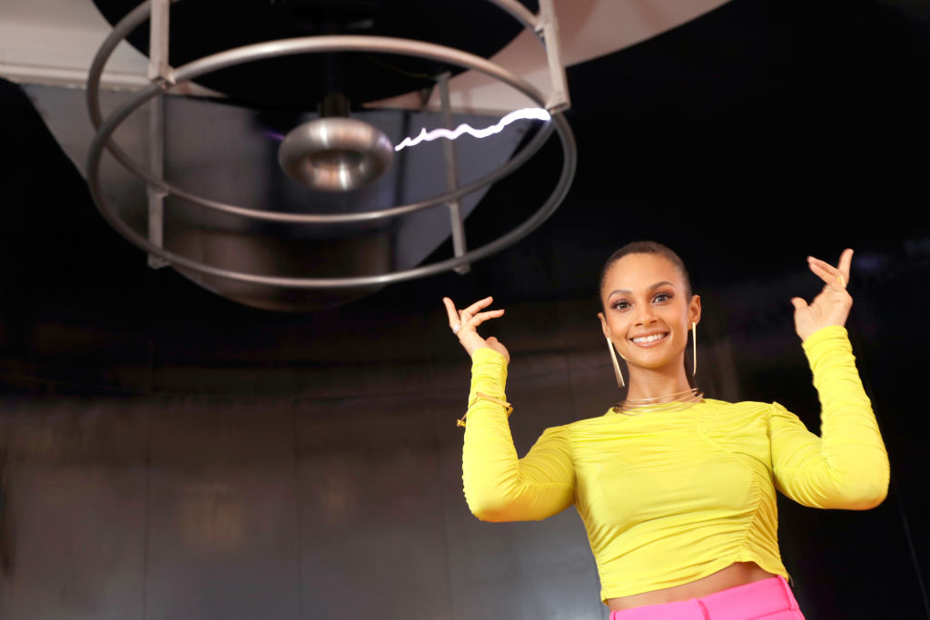 Alesha Dixon on The Greatest Dancer being 'colourful' and how working with Cheryl is 'a lovely vibe'