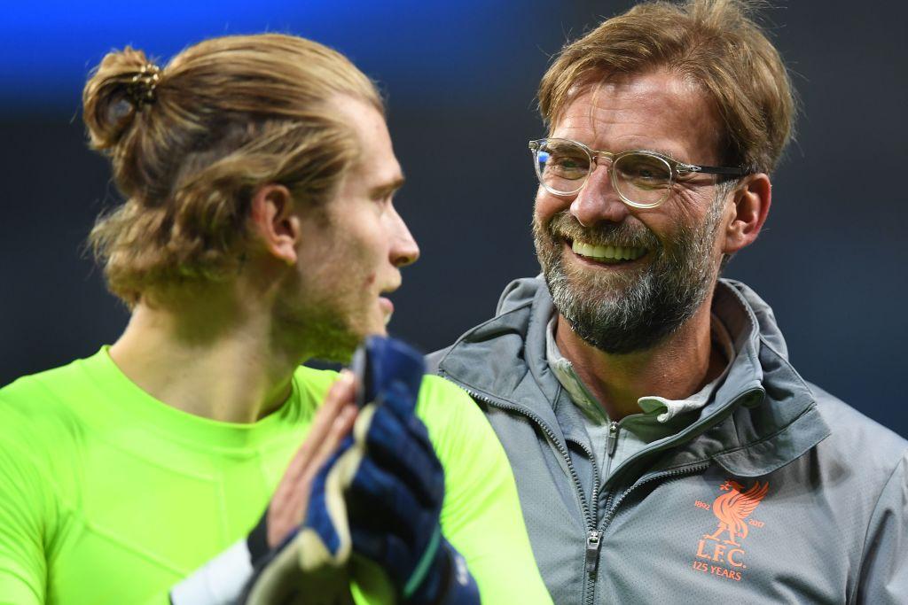 Jurgen Klopp praises Loris Karius after Liverpool goalkeeper joins Besiktas on loan