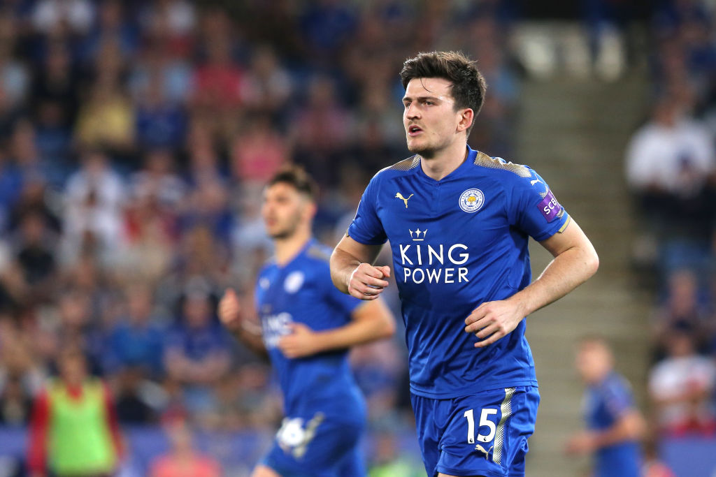 Claude Puel explains how Harry Maguire will react to missing out on Manchester United move