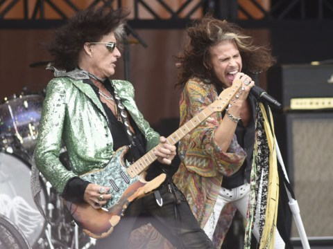 Aerosmith confirm themselves for Glastonbury 2020 and announce European tour