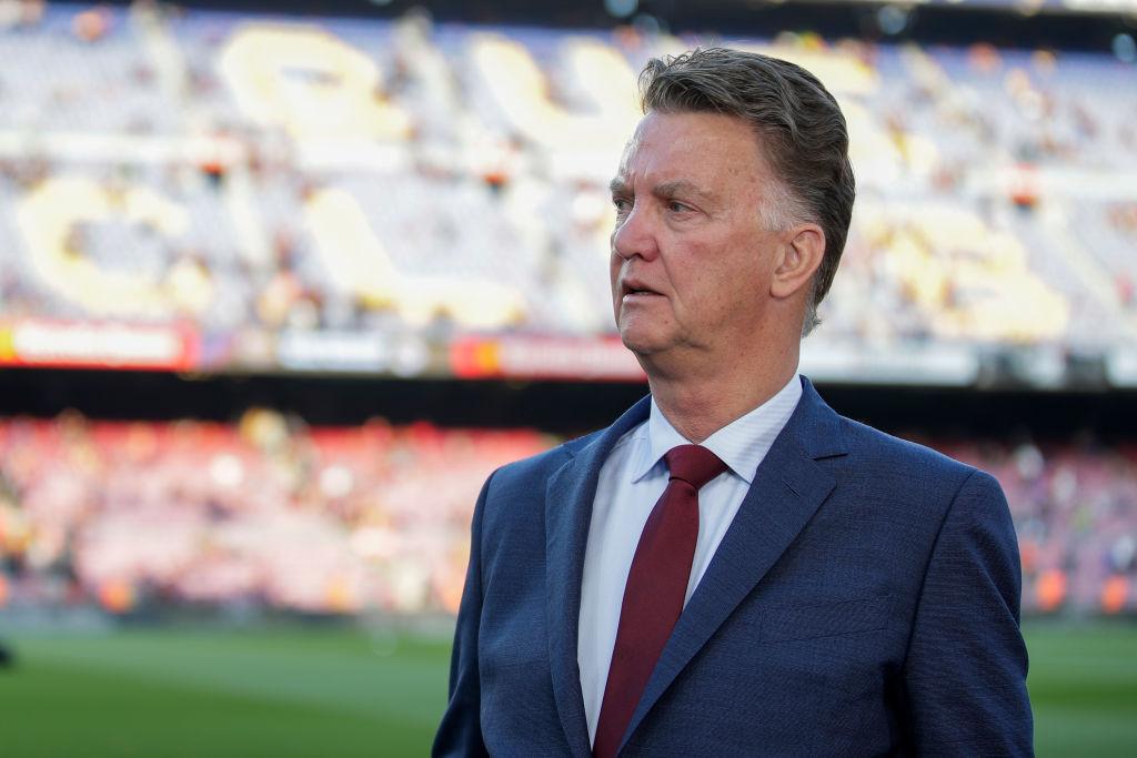 Gary Neville blames Manchester United struggles on Louis van Gaal