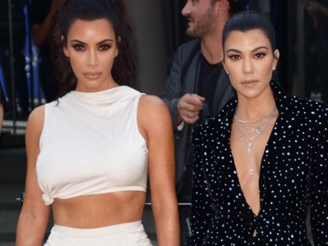 Kim Kardashian left mortified as Kourtney shades her with Pussycat Dolls flash mob