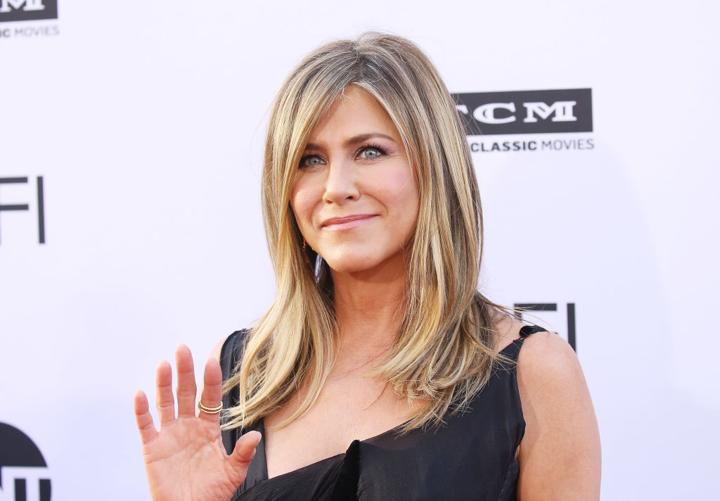Jennifer Aniston announces 'I'm not heartbroken' as she destroys 'Poor Jen' trope