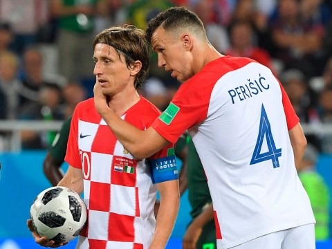 Ivan Perisic drops transfer hint over wantaway Real Madrid star Luka Modric