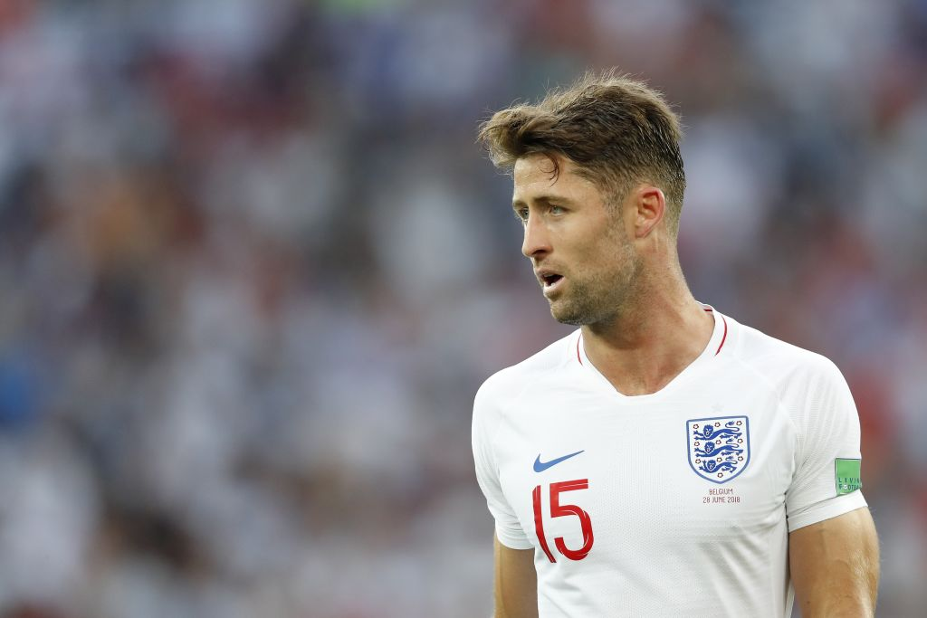 Chelsea defender Gary Cahill edges towards England retirement