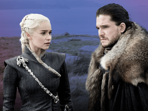 Game of Thrones Jon Snow and Daenerys aren't in love – their whole romance is about passion
