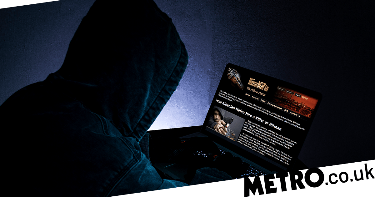 Besa Mafia: Hackers expose secrets of dark web 'hitman-for-hire