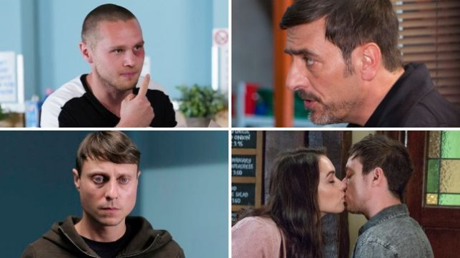 Soap spoilers for EastEnders, Coronation Street, Emmerdale and Hollyoaks