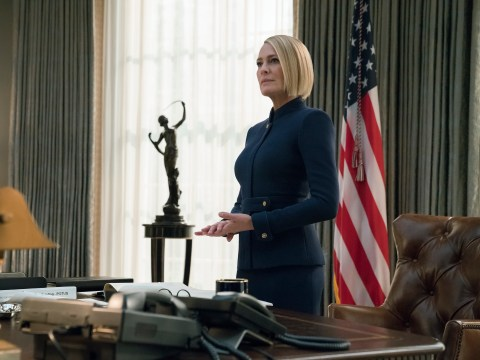 House Of Cards star describes 'extraordinary' dynamic filming season 6 without Kevin Spacey