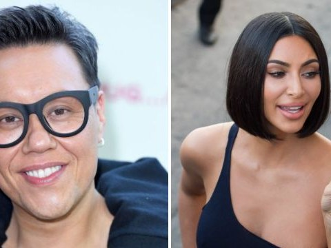 Gok Wan warns against dangerous body aspirations as he talks Kim Kardashian and cycling shorts