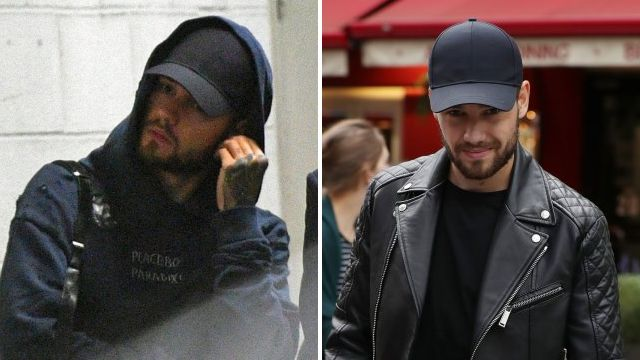 Liam Payne's smile returns after singer appeared downcast arriving back from holiday