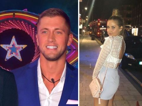 Jacqueline Jossa 'lives her best life' as Dan Osborne talks about separation with Gabby Allen in Celebrity Big Brother