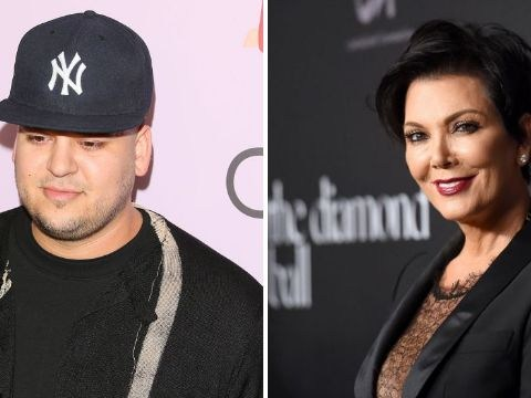 Kris Jenner reveals Rob Kardashian is 'doing better' after past 'struggles' with health