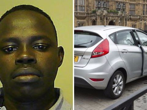 Westminster terror attack suspect Salih Khater 'was in London to get a visa'