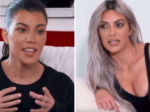 Kim Kardashian leaves Kourtney in tears in therapy session as feud rages on