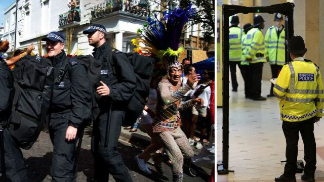 Notting Hill Carnival to get 'knife detection arches' for the first time