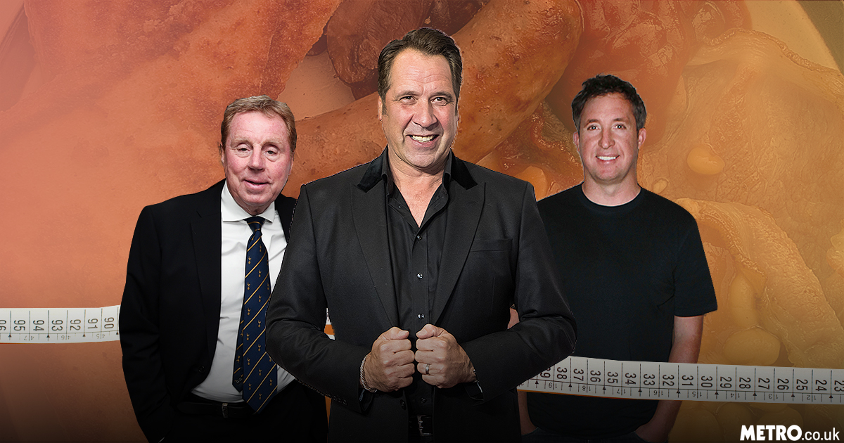 Harry Redknapp reunites 1990s England football heroes to play international match for ITV weight-loss special