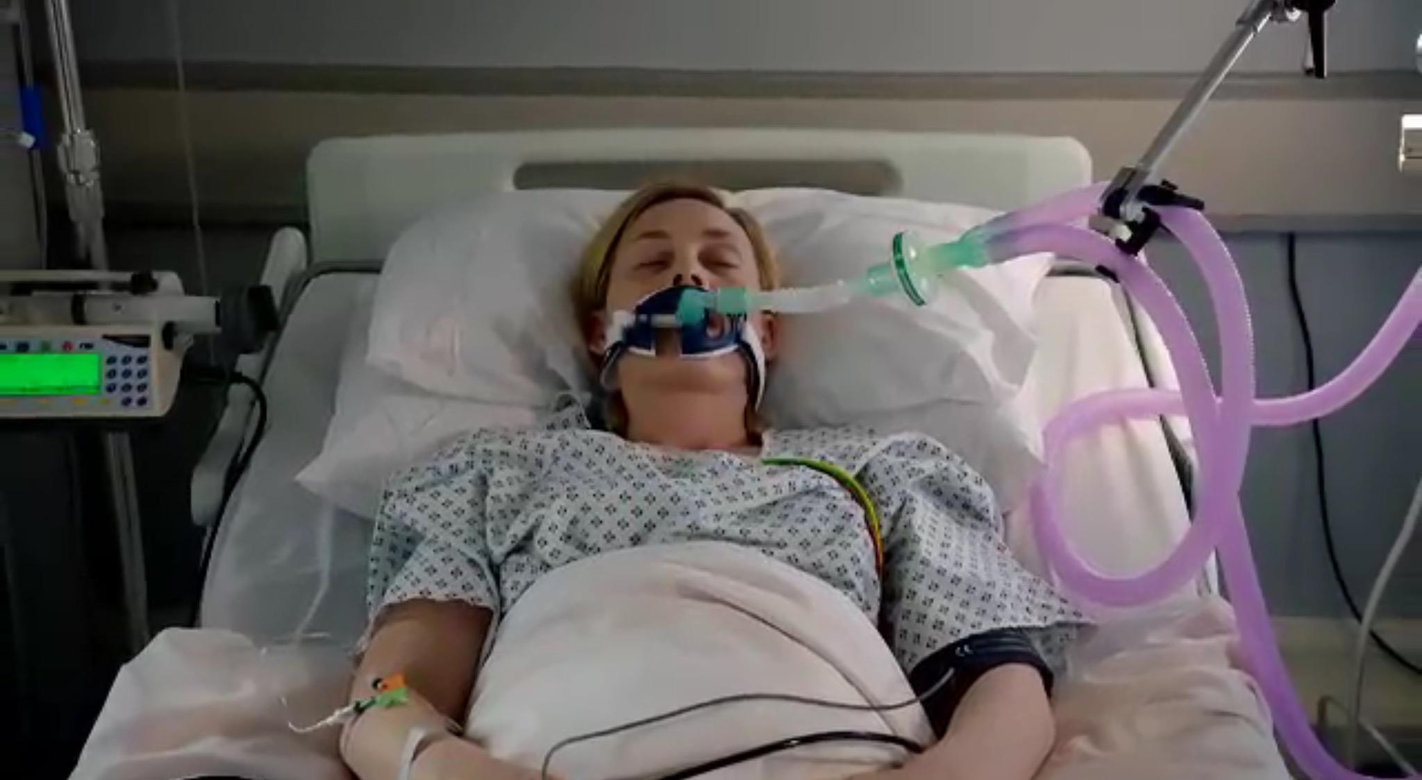 Jac Holby City (Picture: BBC Pictures)