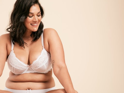 Lingerie campaign latest to ban airbrushing and celebrate models of all sizes