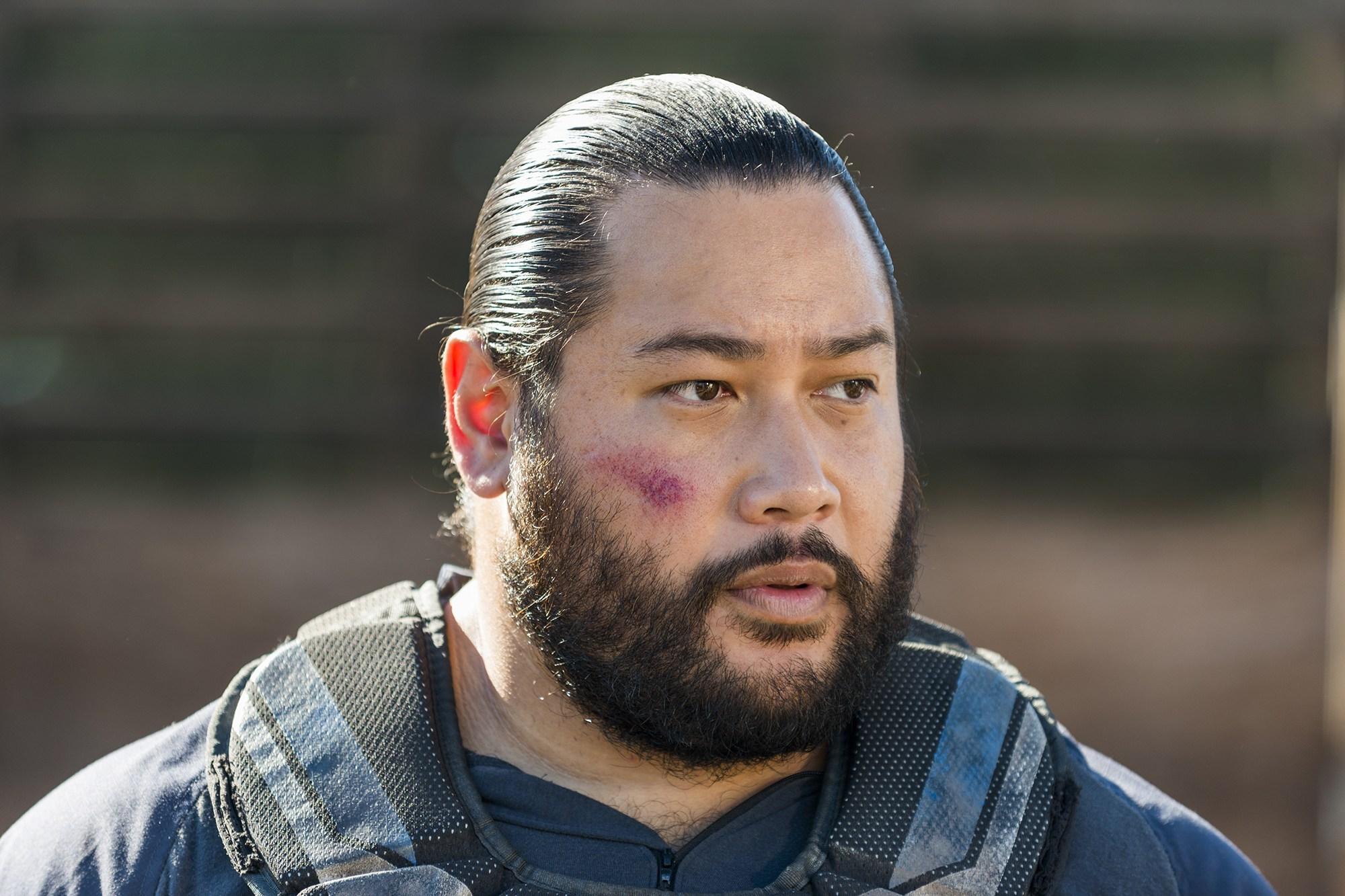Jerry in The Walking Dead