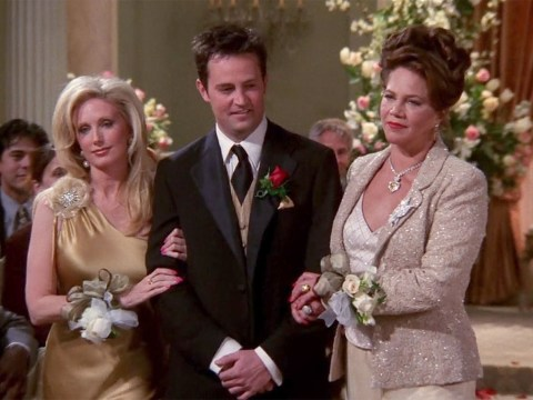 Chandler's dad star Kathleen Turner absolutely slates the Friends cast: 'They weren't very welcoming'