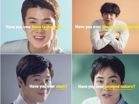 Korea tourism agency's new ad campaign draws flak for dubbing EXO's voices