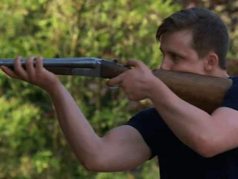 Emmerdale spoilers: Robert Sugden shot as Lachlan White goes on a gun rampage?