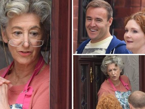 Coronation Street spoilers: Maureen Lipman's first scenes as 'monster' new character revealed