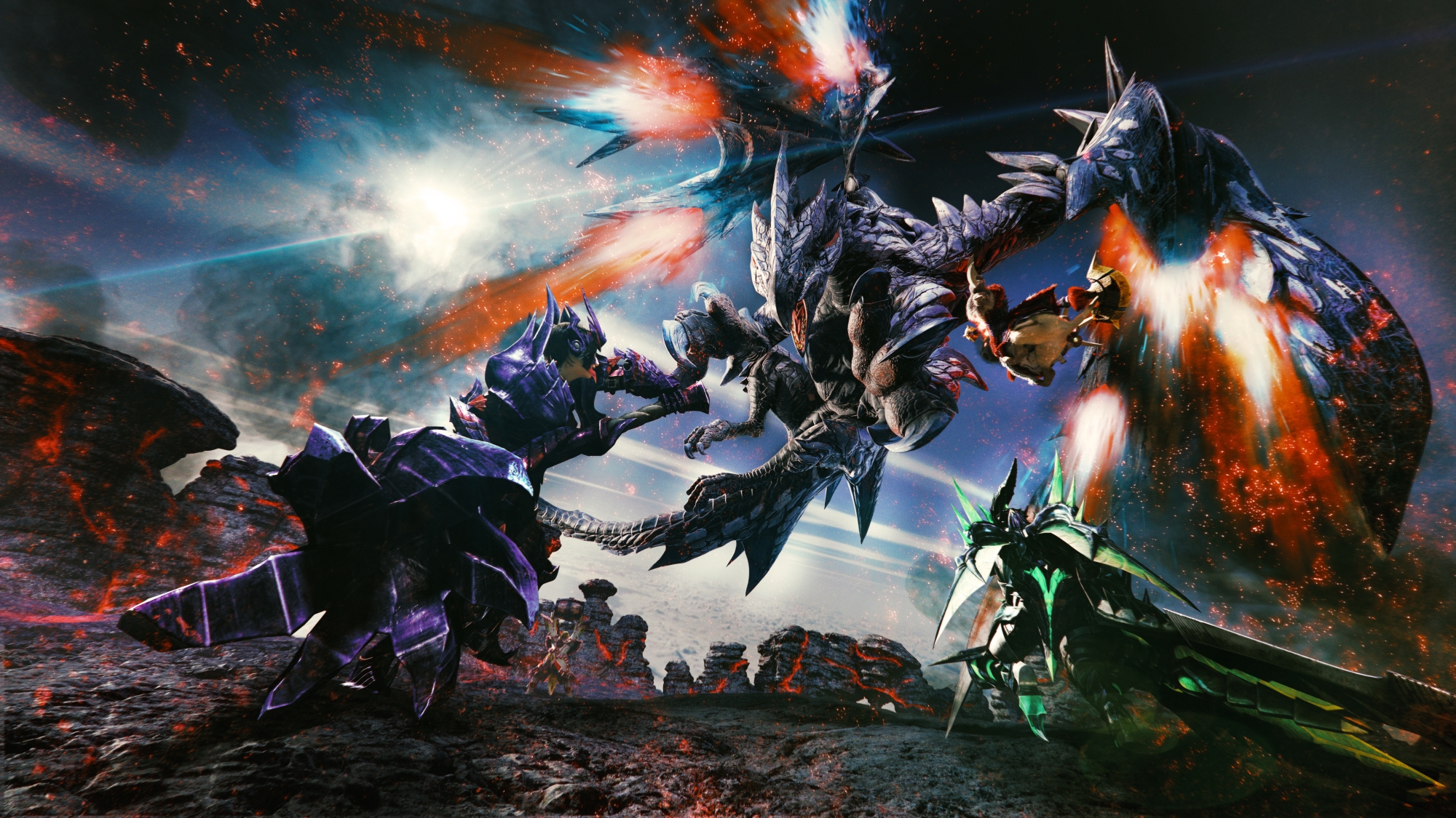 Monster Hunter Generations Ultimate review – a different World