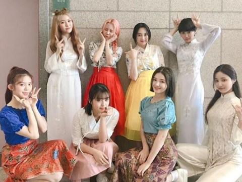 Momoland on Bboom Bboom going viral and being branded the 'female Super Junior'
