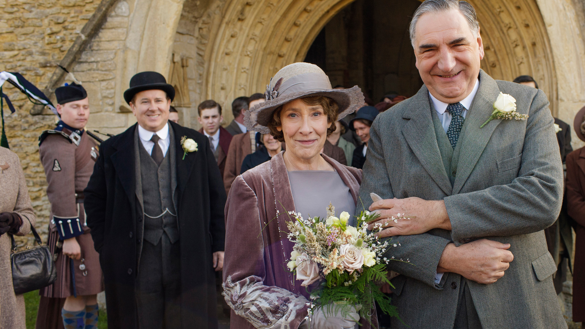 Downton Abbey movie to go into production 'any minute now'