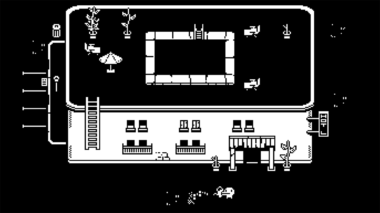 Minit (NS) - home is always 60 seconds away