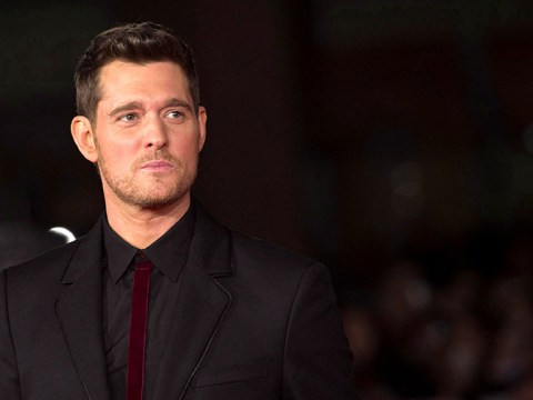 Michael Buble makes it clear he is not retiring 'anytime soon and will keep going until death'