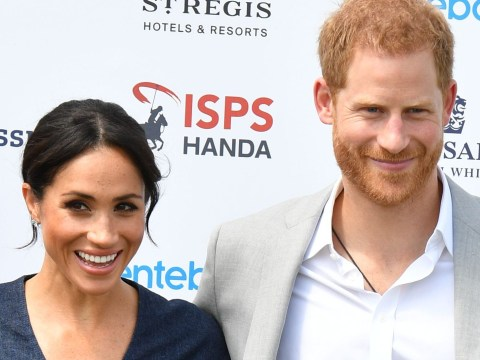 When do Prince Harry and Meghan Markle go on their tour of Australia and New Zealand?