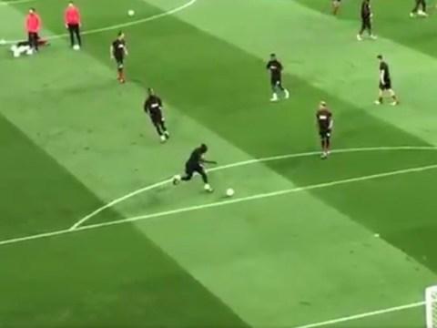 Romelu Lukaku performs worst shot of all-time BEFORE Tottenham defeat