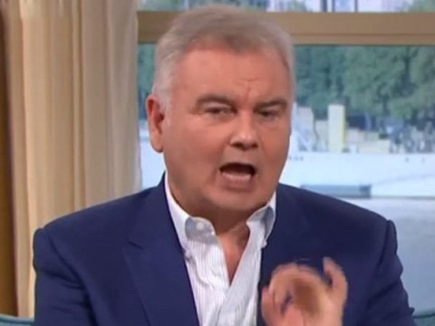 This Morning's Eamonn Holmes left floundering as live link gaffe get him into trouble with Loose Women's Saira Khan