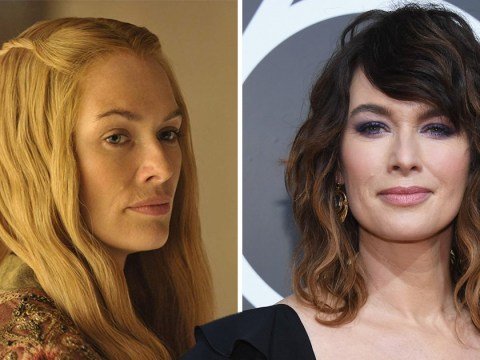 Game of Thrones' Lena Headey told she's 'disappointing' in real life: 'You look better as a blonde'