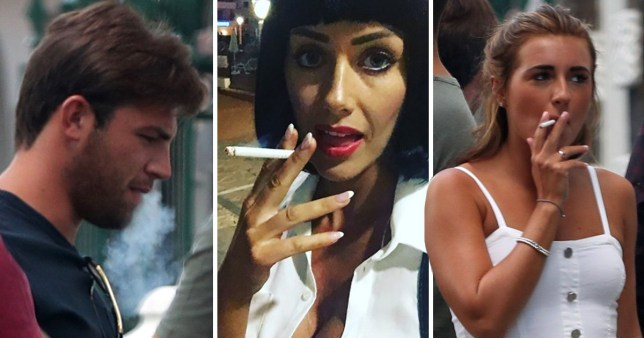 Love Island 2018 smokers revealed – from Dani Dyer to Laura Anderson