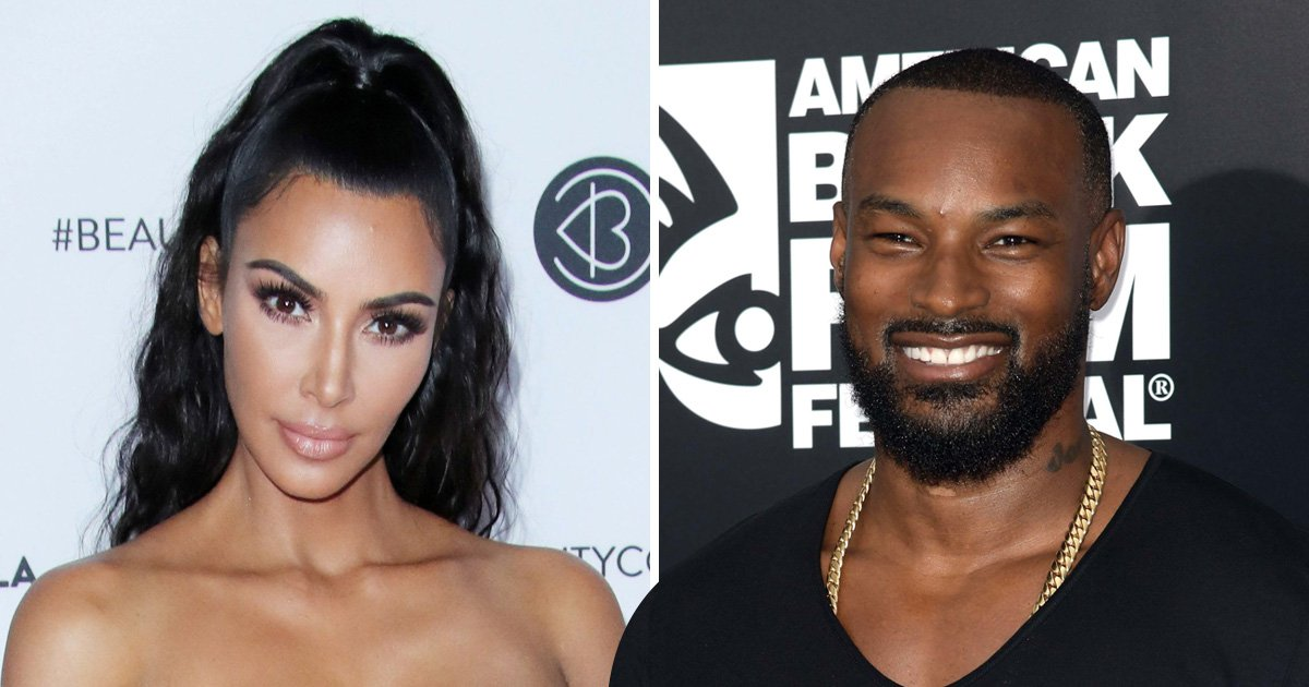 Kim Kardashian accused of homophobia for questioning Tyson Beckford's sexuality in 'clapback'