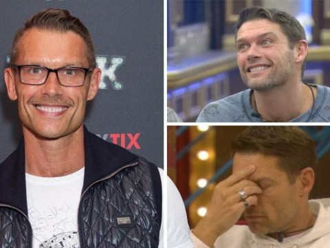 Ex EastEnders star John Partridge speaks candidly about 14-year battle with alcohol and drugs