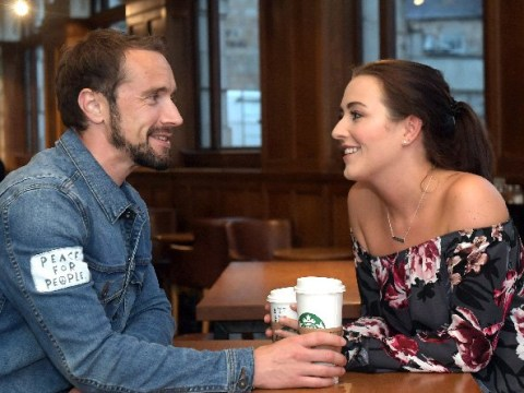 Couple who met over coffee plan to get married at Starbucks