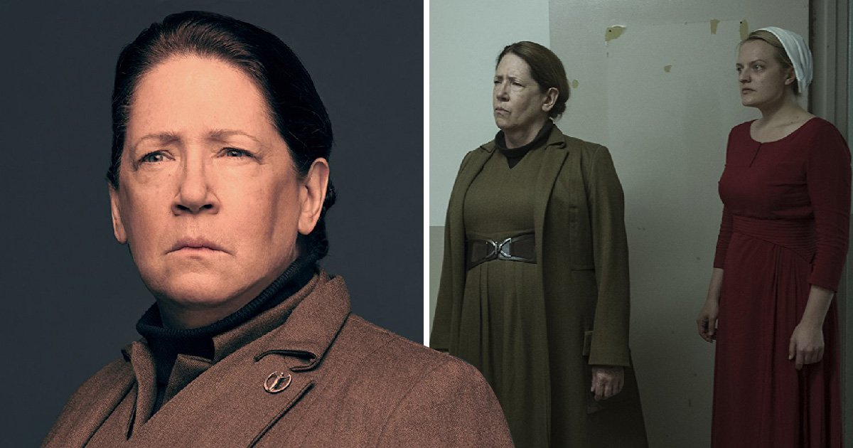 The Handmaid's Tale showrunner reveals Aunt Lydia's fate after brutal season 2 cliffhanger