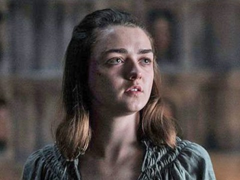 Game of Thrones' Maisie Williams reveals she was nearly banned from reading one scene