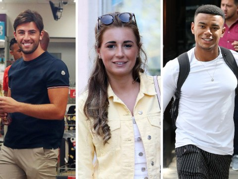 Love Island 2018 Snapchat names, Twitter and Instagram handles